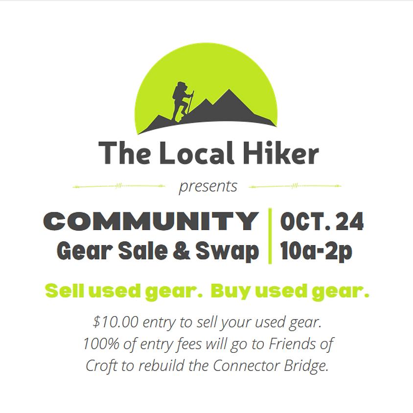 Community Gear Sale & Swap