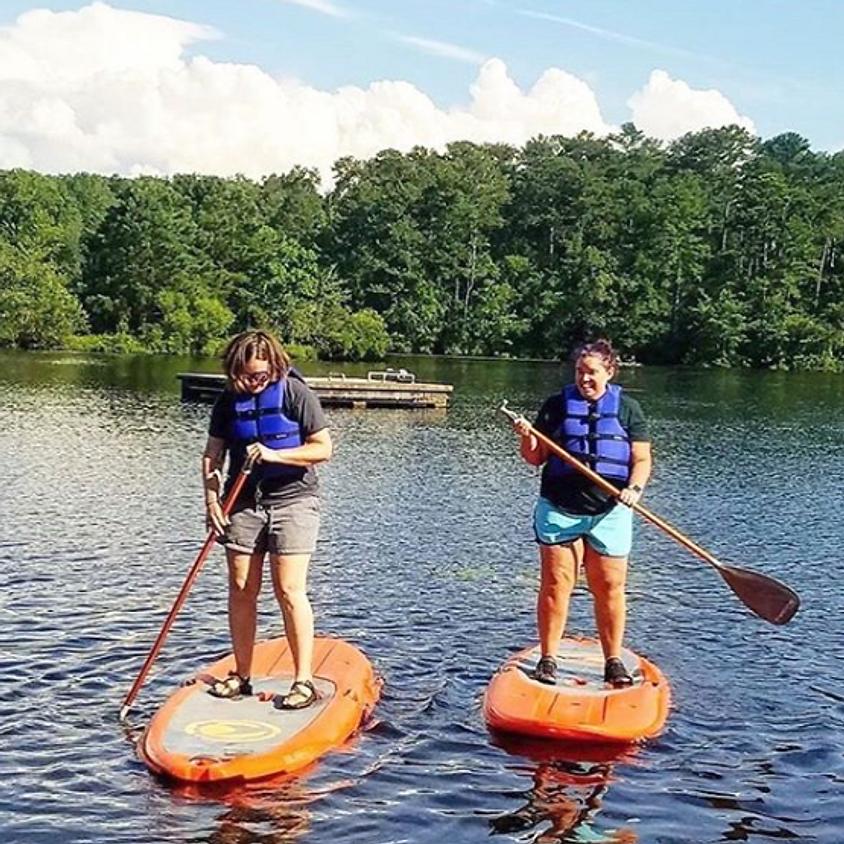 Paddle Board Class with Gwen Murtha
