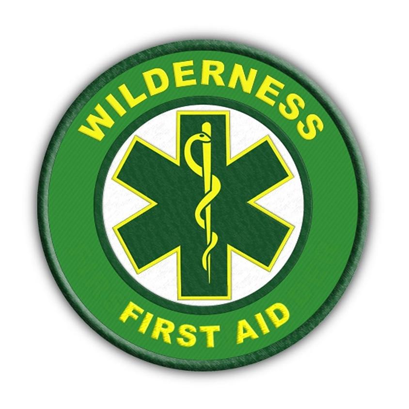 Wilderness First Aid Class at Glendale Shoals