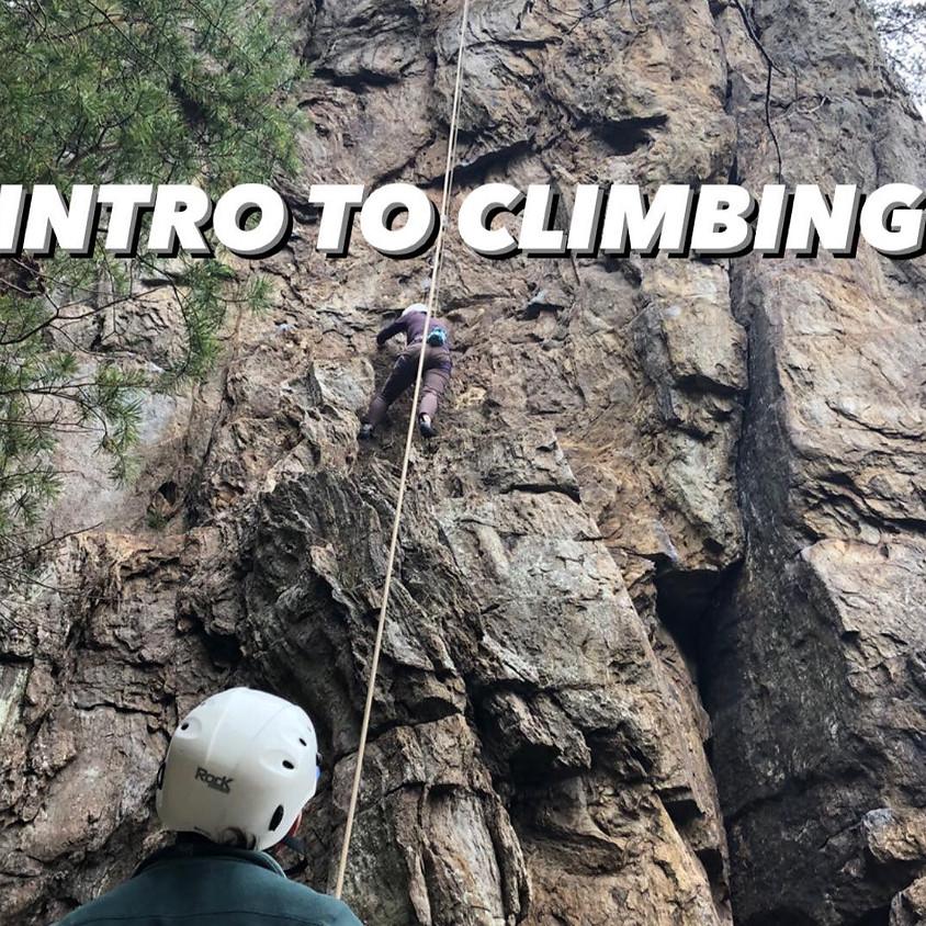Intro to Climbing Class