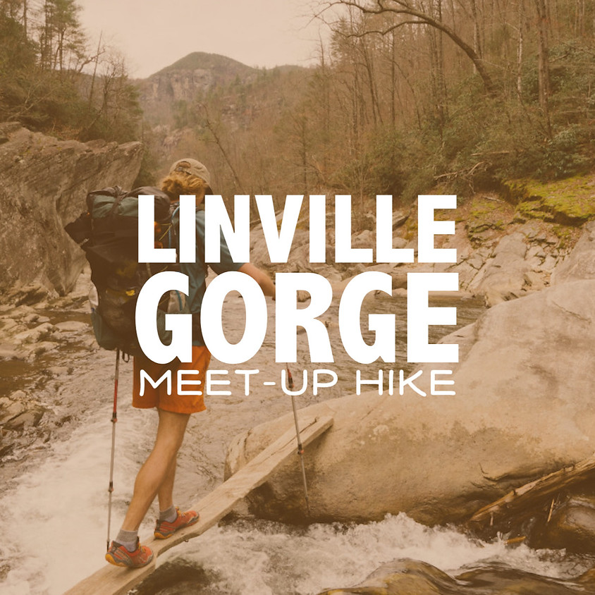 March Meet Up Hike - Linville Gorge the Chimneys and Table Rock Hike