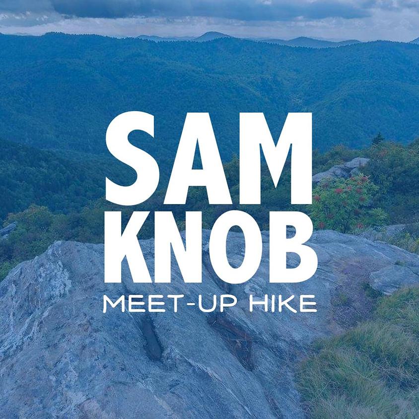 July Meet Up Hike - Sam's Knob Loop