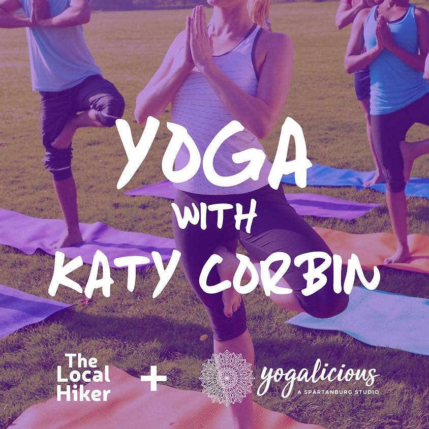 Evening Yoga with Katy Corbin