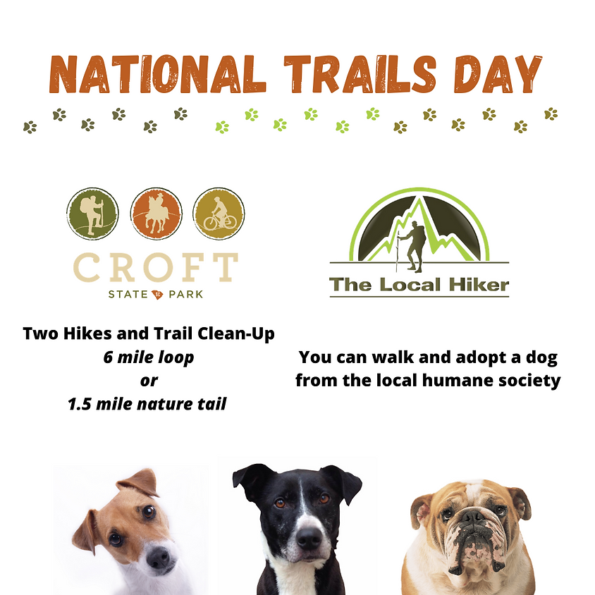 June Meet Up Hike - National Trails Day
