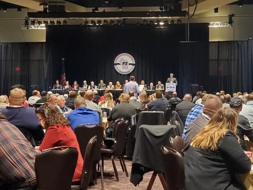Wisconsin Farm Bureau's Business Session