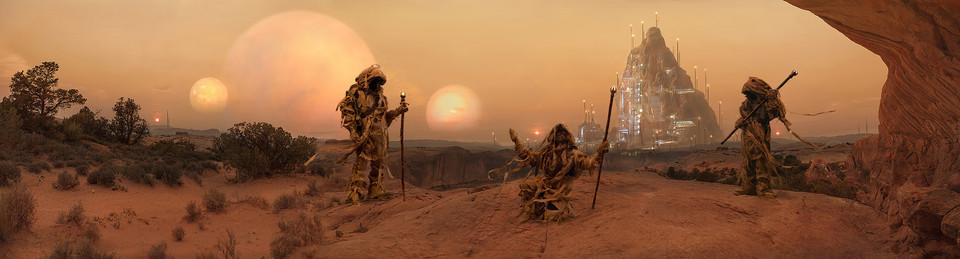 Planet Tatooine