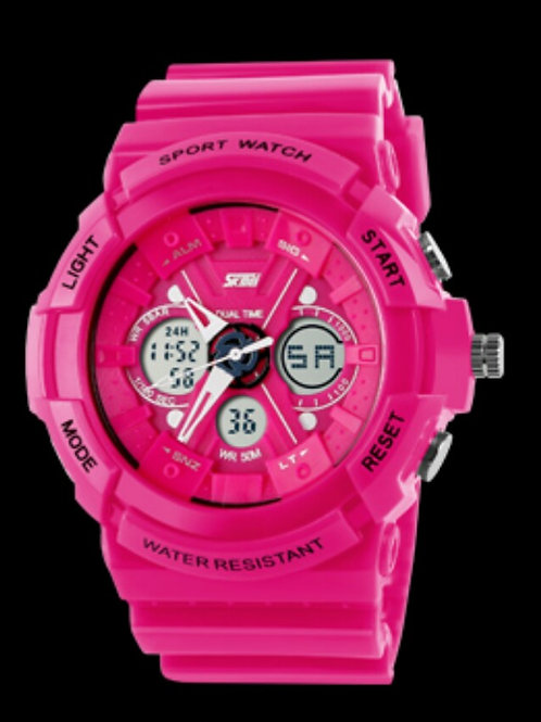 Skmei Color PINK - (225.000 Gs)