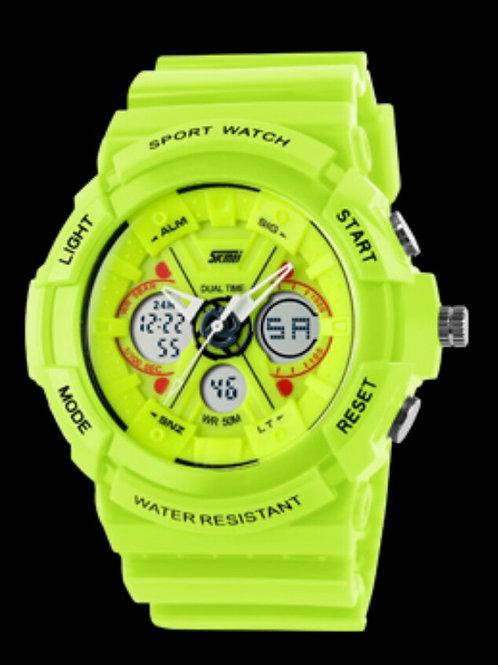 Skmei Color GREEN - (225.000 Gs)