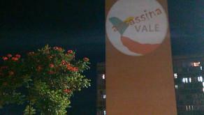 Projeção Vale Assassina em Belo Horizonte