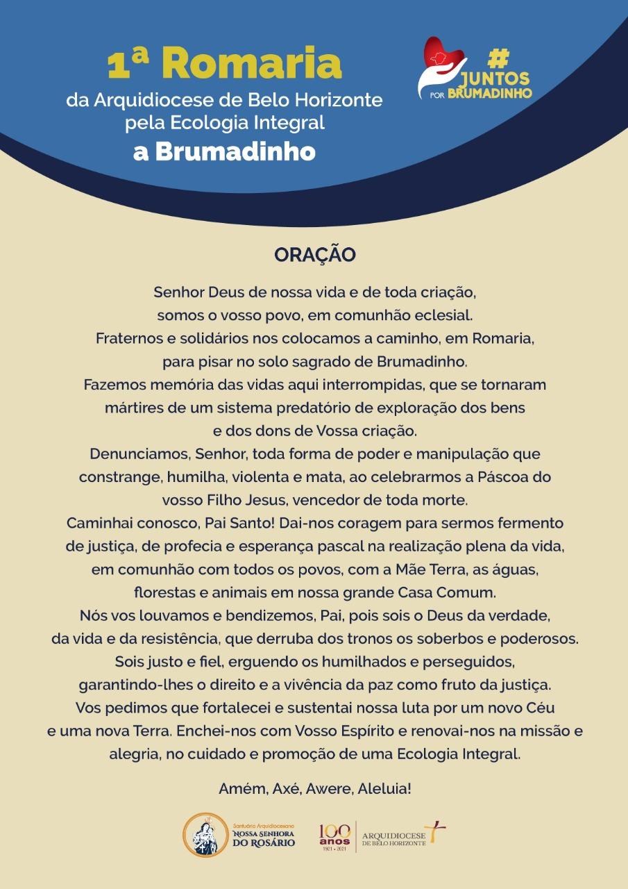 Romaria_Oração