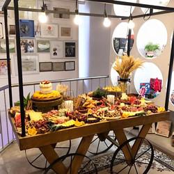 Graze Cart for Happy Andrada