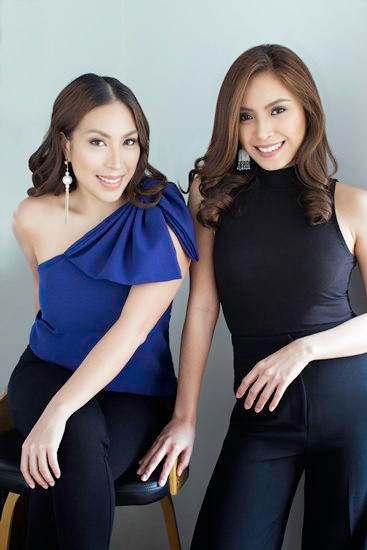 "Metro.style: ""Kardashians Of Manila?"" Aperitif's Power Duo, Kim And Karla Zulueta, Wil"