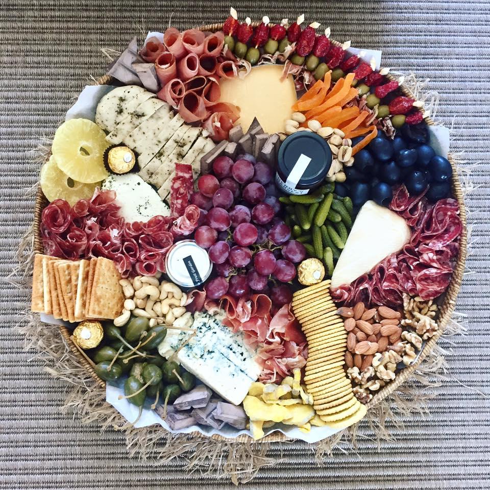 aperitif grazing platter