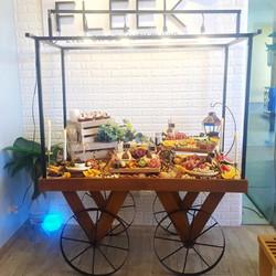 Cart for Fleek Store Opening