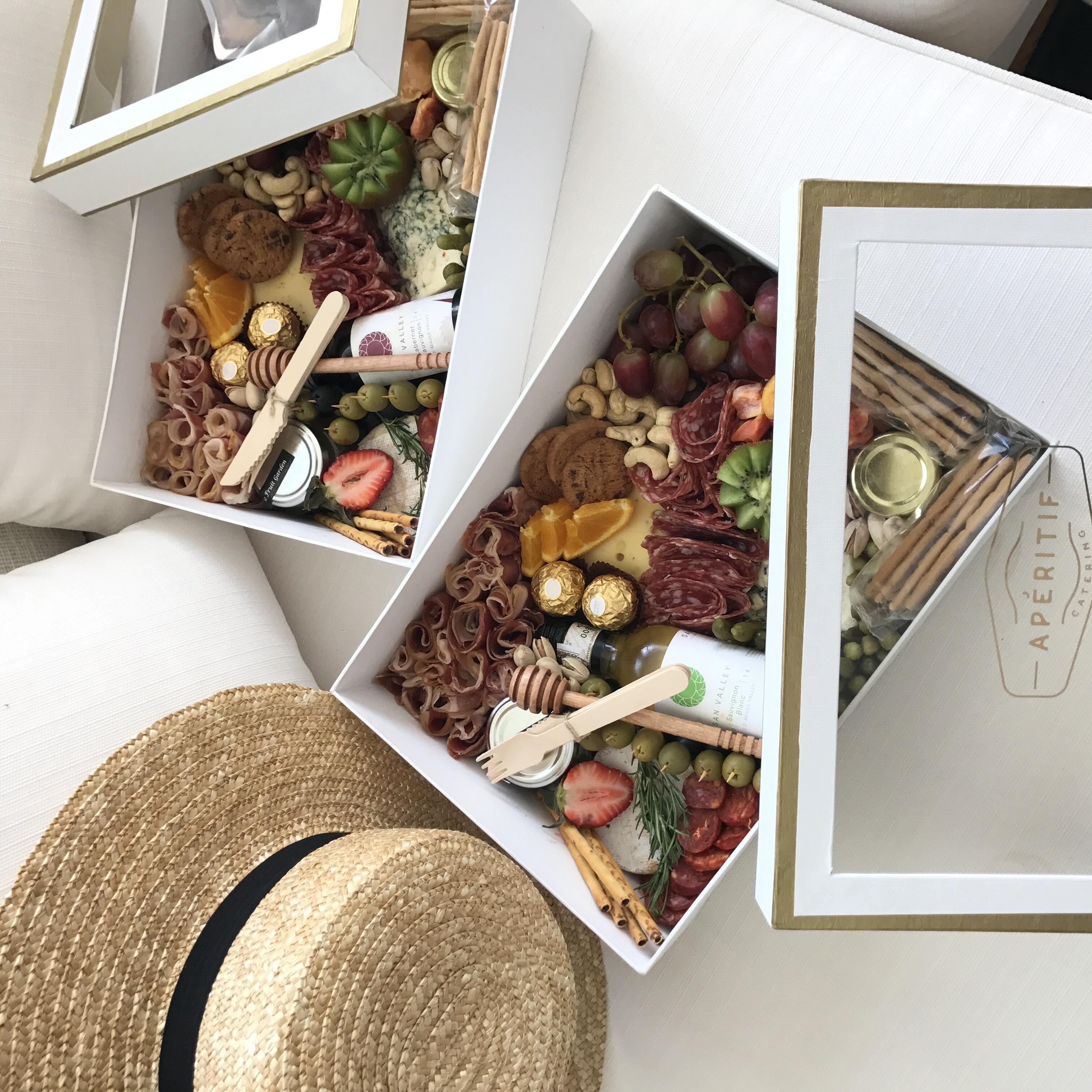 Mini Boxes for Nadine Lustre