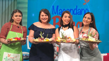 Momshies and Cheeseboards at Magandang Buhay Online