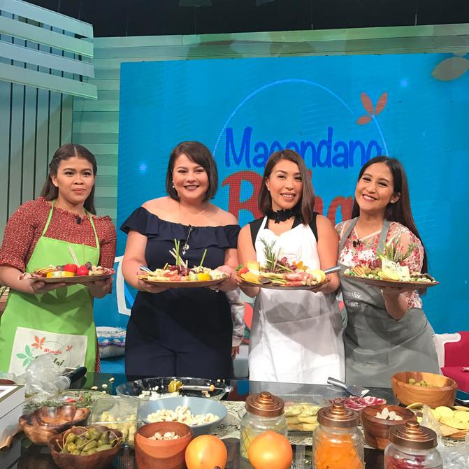 Momshies and Cheeseboards at Magandang Buhay Online