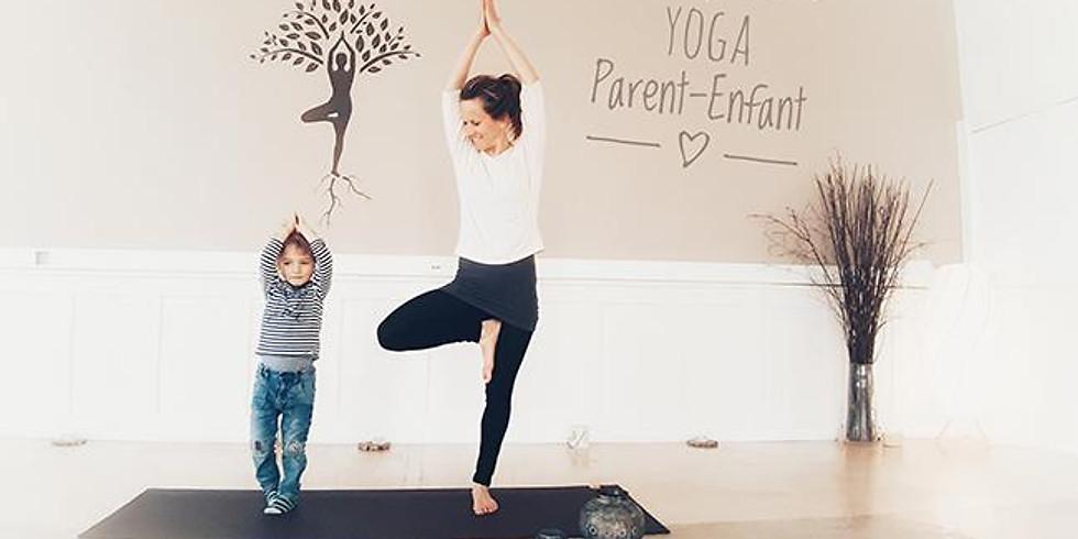 Yoga Parent & Enfant