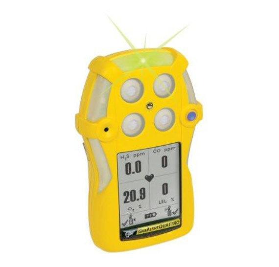 bw gas alert h2s extreme manual