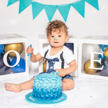 First Birthday Vibes
