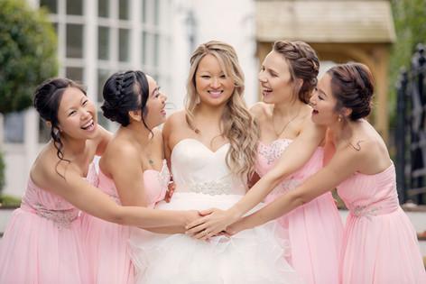Lisa & Bridesmaids