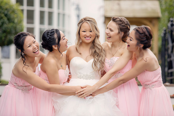 Lisa & Bridesmaids