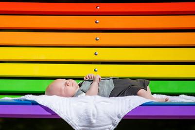 Rainbow Baby Vibes