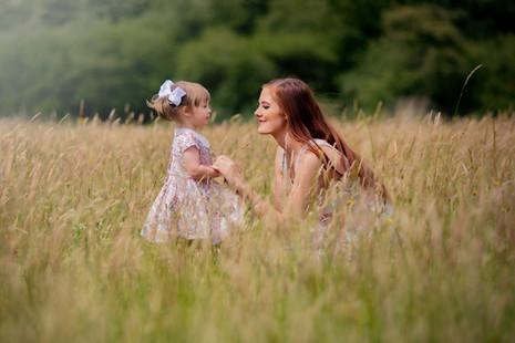 Mummy Daughter Love