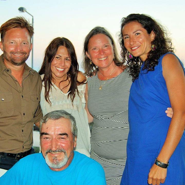 Writing Workshops in Greece faculty!