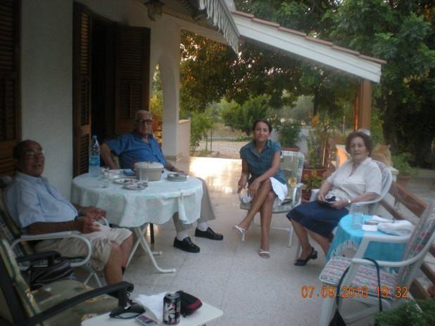Cyprus family.