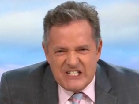 The awokening of Piers Morgan