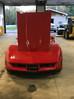 1980 Red Corvette