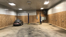 Walker's Motor Werk's is adding a new Building!