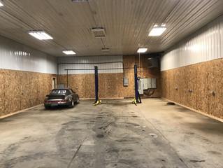 Walker's Motor Werk's is adding a new Building!