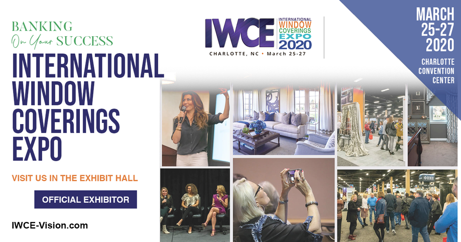IWCE 2020 print and digital promotions