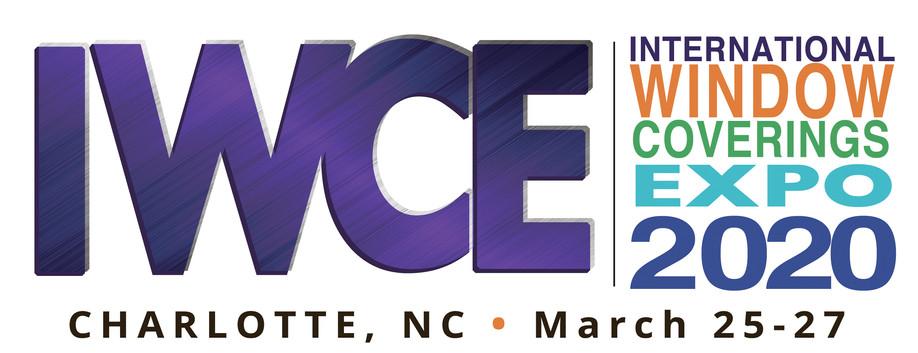 IWCE 2020 logo design
