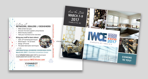 IWCE 2017 print promotions