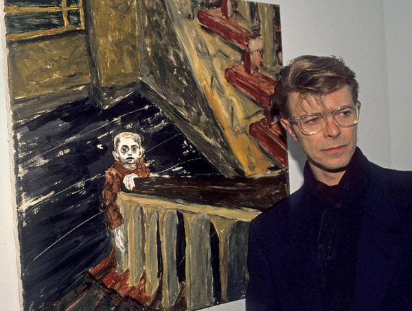 David Bowie on His Favorite Artists