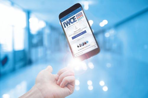 IWCE app design