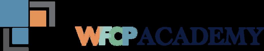 WFCP Academy logo design