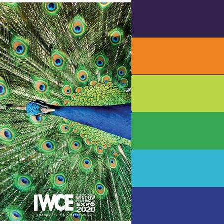 IWCE 2020 color palette