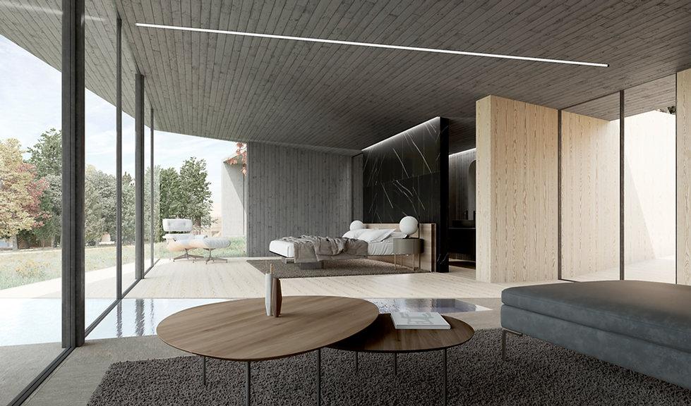 Hotel Render JCBAB Arquitectura
