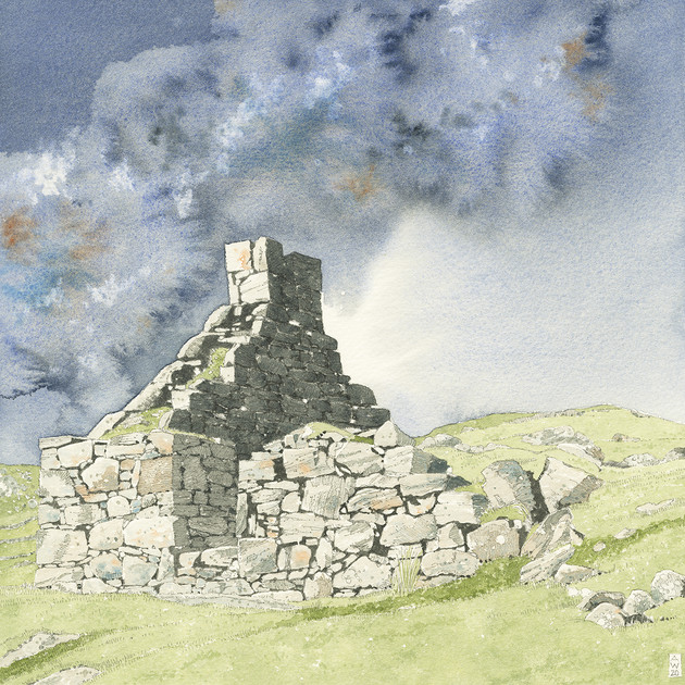 Blackhouse Croft 6 Dalbeg