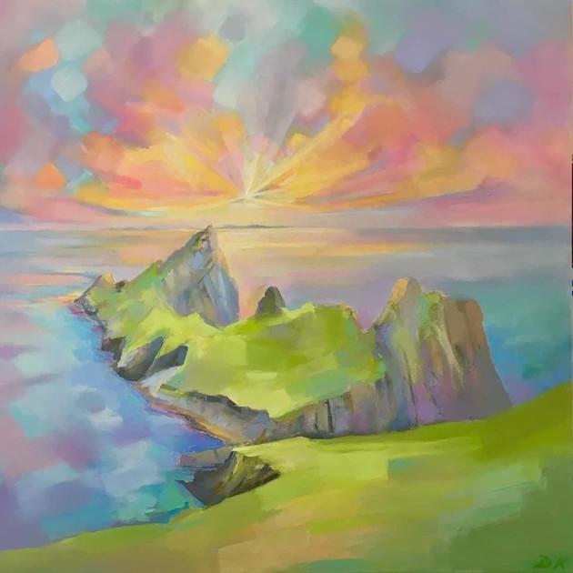 Edge of St Kilda