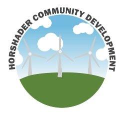 Horshader Community Devlopment Logo