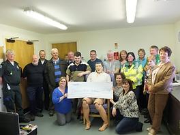 Carloway First Responders - Receiving Funding