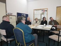 Project Evaulation Group Training Session