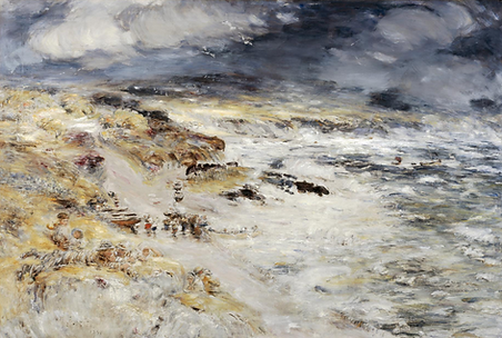 4. William McTaggart The Storm 1890 Nati