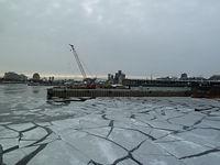 glace, jetée alexandra, montreal, mvc ocean