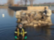 Inspection, quai, MVC ocean